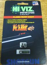 NEW Hi Viz GREEN FLAME Sight for Vent Rib Shotguns FL2005-G w/ Mounting Screws