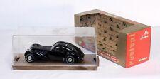 Brumm R 88, Bugatti 57S Coupe HP 165, schwarz, 1:43, im Originalkarton   #ab1556