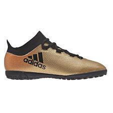 Adidas x Tango 17.3 TF J Bambini Oro Nero 38