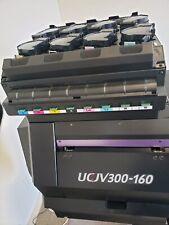 Mimaki Ucjv300 160 64 Uv Led Roll To Roll Cut And Print Withfull 1 Yr Warranty