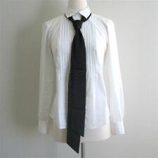 Black Silk maxi Twilly Scarf-Skinny Scarf 100% Silk Tie Belt Oblong-200cm x 7cm