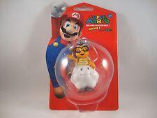 "Super Mario Serie 2 ""Lakitu"" Mini Figur Nintendo new Brothers Sammelfigur"