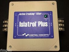 Nice* CONTROL CONCEPTS ISLATROL PLUS ACTIVE TRACKING FILTER IC+107