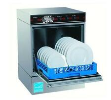 "CMA Dishmachines 16"" Low Temp Undercounter Dishwasher w/ Sustainer Heater"