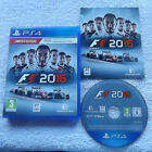 F1 FORMULA 1 2016 LIMITED EDITION PLAYSTATION 4 PS4 RACING V.G.C. FAST POST