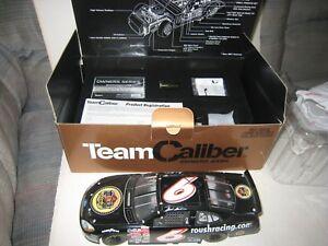 2001 Team Caliber Mark Martin #6 JR's Garage 1:24 Owner's Car Bank;1 of 756;Ford