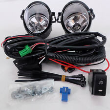 For 10 11 12 Nissan Micra March K13 Spot Light Lamp Fog Lamp Kit With Bulb