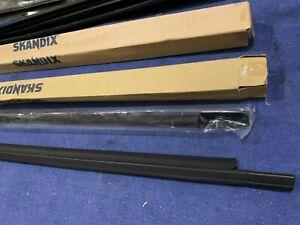 Classic SAAB 900 Window Scraper Window Rubber Seal CONVERTIBLE SET OF 2