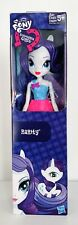 "My Little Pony Equestria Girls Lot Of 2 Rarity & Twilight Sparkle 9"" Doll New"