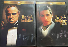 The Godfather and The Godfather Part 2 (Dvd) 2001