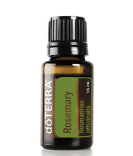 doTERRA Rosemary 15ml Therapeutic Grade Pure Essential Oil Aromatherapy
