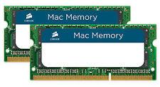 Corsair 8 GB (2 x 4 GB) PC3-8500 (DDR3-1066) Memory - CMSA8GX3M2A1066C7