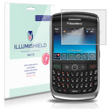 iLLumiShield Anti-Glare Matte Screen Protector 3x for BlackBerry Curve 8900