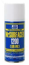 Gunze Mr Hobby Primer Surfacer 1200 Spray Can 5.75 oz. B515