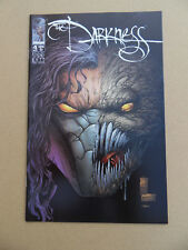 Darkness 4 . Image / Top, Cow . 1997 . VF