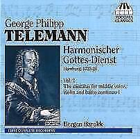 Telemann Harm.Gottesdienst 2