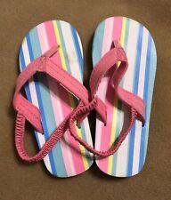 Carter's Toddler Girl Flip Flop, Sz 9-10