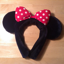 Official Disney Parks Minnie Mouse ears headband - one size (kids) - cute retro