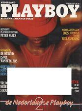 Dutch Playboy Magazine 1983-06 Jolanda Egger, Loes Kamsteeg, Claudia Blaisdel
