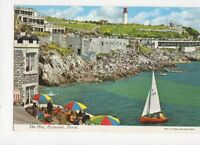 The Hoe Plymouth Devon 1969 Postcard 372a