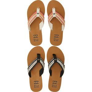 Billabong Baja Damen Sandalen   Sandaletten   Schlappen   Textil, Synthetik - NE