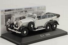 1938 Mercedes-Benz G4 G 4 W31 Führer weiss 1:43 IXO Altaya Collection