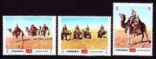 Yemen Kgr 1970 ** Mi.1012/14 A Kamele Wüste Camels Desert Dromedary