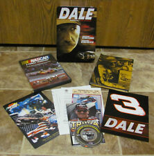 DALE EARNHARDT DVD COLLECTION TIN NARRATED BY PAUL NEWMAN