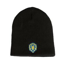 Jinx Warcraft Warlords of Draenor Alliance Beanie (NEW & OFFICIALLY LICENSED)
