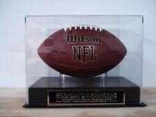 2013 Seattle Seahawks Super Bowl XLVIII Champions Football Case Smith M.V.P.