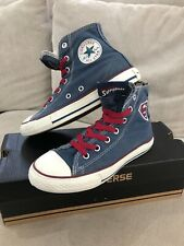 CONVERSE All Star Superman DC Comic Hi Tops US 2 Youth Shoes Sneakers [KS]