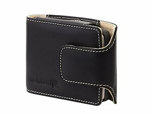 BRAND NEW TomTom ONE Leather Carry Case (Black)
