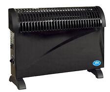 Nero 2 KW Floor Standing & Parete Casa Ufficio convettore riscaldatore radiatore