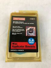 Craftsman Wax Applicator Bonnets 910617