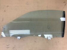 92-96 Prelude 2Dr Coupe Left Front Door Glass Driver Side Window Green OEM