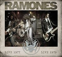 Ramones - Live 1977 and 1979 [CD]