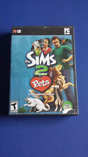 The SIMS 2 Pets Expansion Pack PC CD-ROM