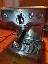 Gastroback Advanced Silber 1 Tassen Espressomaschine