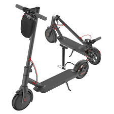 "Electric Scooter Adult, Portable Folding , 8.5""Tire 350W up to 15.8 Miles, Black"