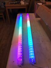 1x LED Tube 1m LED stripe RGB Automatic Colour Changing Light DJ Party