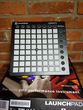 Novation LaunchPad S MKII MK2 MIDI Controller 64-Pad Grid with Ableton