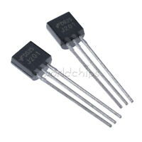 20PCS J201 50mA 40V TO-92 JFET N-Channel Transistor