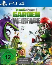 Playstation 4 Plants vs Zombies Pflanzen gegen Zombies Warfare DeutschTopZustand