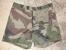 Short camouflage C/E Armée Française taille 84 (42) Centre Europe camo neuf