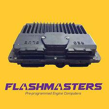 "1998 1999 GMC 3500 Pickup Engine computer 16250279 ""Programmed to your VIN""  ECM"