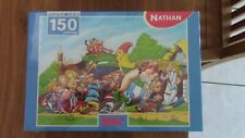 ASTERIX PUZZLE NATHAN 150 JAMAIS OUVERT 2001 (50 PUZZLES EN VENTE)