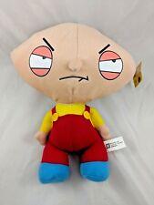 """Family Guy Stewie Plush Doll 12"""" Nanco Stuffed Animal"""