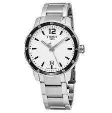 Tissot Men's Quickster Stainless Steel Swiss Quartz Date Watch T0954101103700