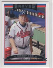 2006 Topps Baseball Atlanta Braves Team Set