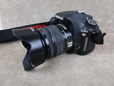 PENTAX K100D Digital SLR Camera w/ Pentax 18-55mm Lens